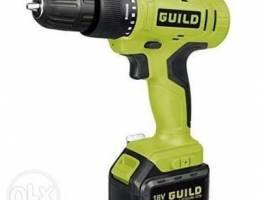 guild cordless drill-18 volt