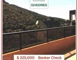 130 SQM!!! Ghedres!!! 225,000$ Banker Chec...
