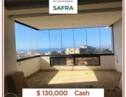 100 SQM + 130 SQM Roof!! Safra!! 130,000$ ...