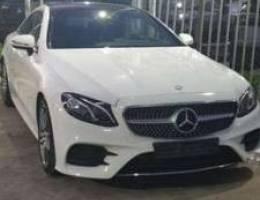 Mercedes E 200 2017 full option