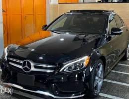Mercedes c 300 Clean Carfax 2015