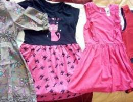 Girl dresses 50,000 Ll all