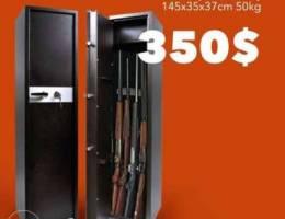 Gun safes 5 capacity New!