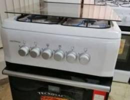 Gas oven/4eye black كفالة شركة