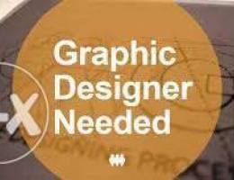 Graphice Designer Needed