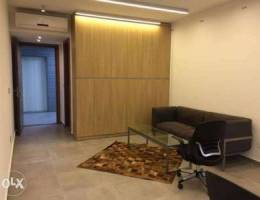 A decorated 55 m2 office for rent in Jdeid...