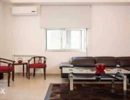 A furnished 100 m2 apartment for rent in B...