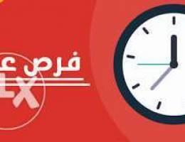 مطلوب موظفين اعلانات