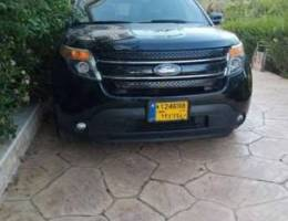 Ford Explorer limited 2014 very clean