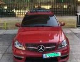 Mercedes C300 4matic 2013