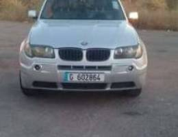 Bmw x3 like new for sale