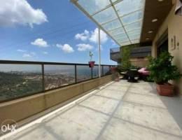 A furnished 316 sqm duplex apartment in Ra...
