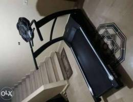 Treadmill for sale bas 7000
