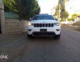 jeep grand cherokee model 2019, limited, s...