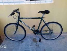 Mongoose Hybrid bike, 26 xl