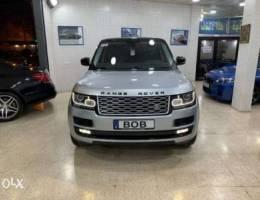 Range-Rover Vogue Supercharged Autobiograp...