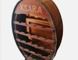 Stand bar ksara