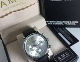A.M.G chronograph watches , excellent move...