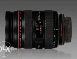 Canon 24-70 f2.8/ L