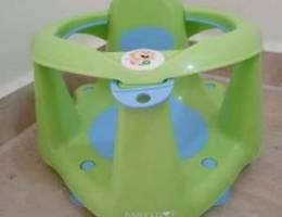 Baby love brand. Bath seat