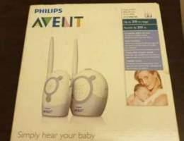 Avent philips baby monitor as new v. Good ...