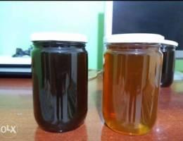 عسل طبيعي 100 بالميه