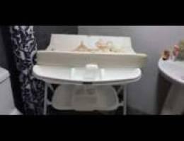 Baby bath cam used one week 500.000