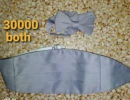 Belt & Tie