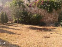 Hot dealll Huge Garden in Mansourieh !!!