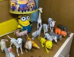 original animals