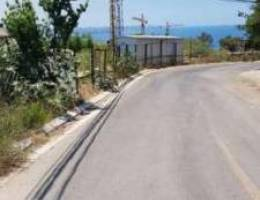 Land for sale in Dbaye 4800 M