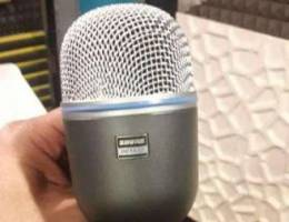 Shure Beta 52 great kick drum microphone, ...