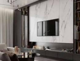 TV Unit & Saloons designs