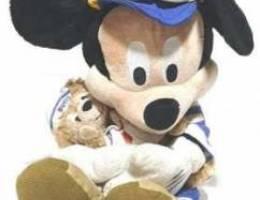 Disney original captain mickey with mini b...