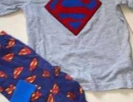 Mothercare Superman Pajama 4-5 Years