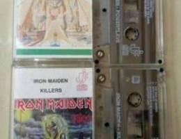 Iron Maiiden original cassette