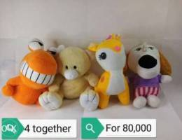 Toys 4 together for 80,000