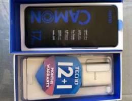 Tecno Camon 17 Pro 8GB RAM 128GB