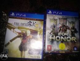 FF0+ For Honor