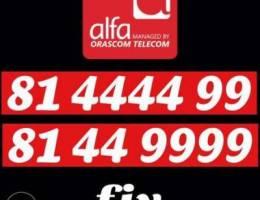 Alfa Fix Numbers Two Digits