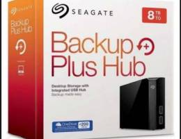 Seagate 8TB Back Up Plus Desktop Hard Driv...