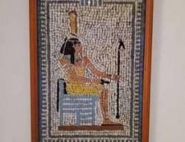 Antic mosaic tableau handmade تابلو فسيفسا...