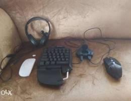 Gaming set(pubg)